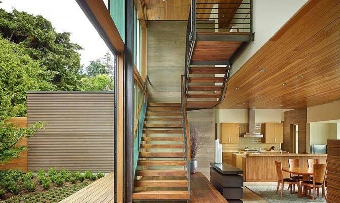Design Inspiration Modern Courtyard House Studio