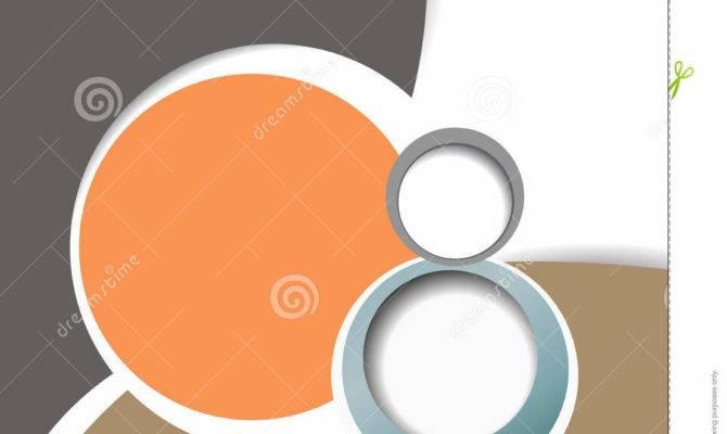 Design Layout Template Illustration