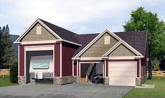 Design Luxury House Garage Plans