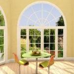 Design Mediterranean Style Windows House