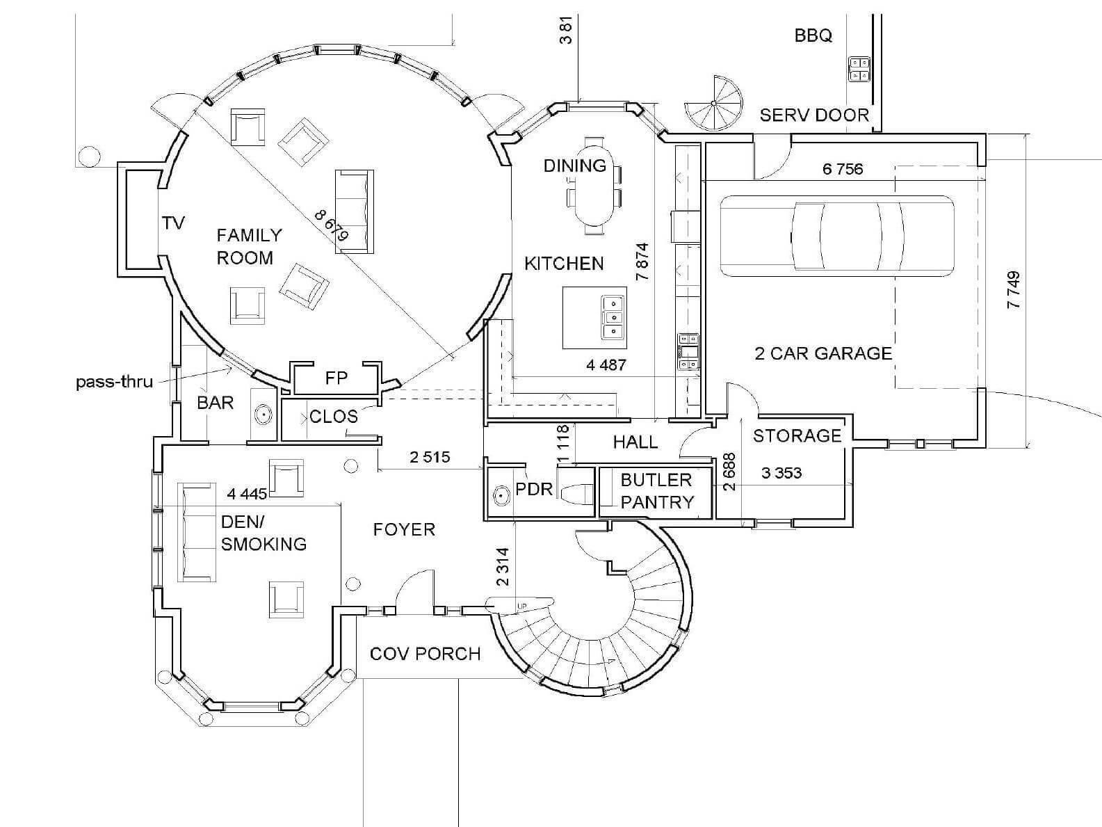 Design Offer Custom Homes Luxury Dream Floor Plans House Plans 31782