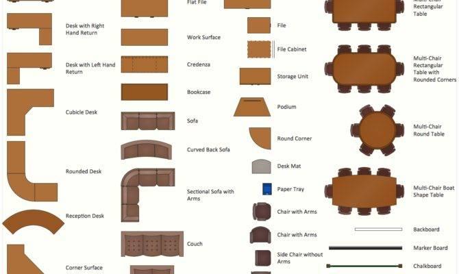 Design Office Layout Plan Furniture Drawings Floor Plans