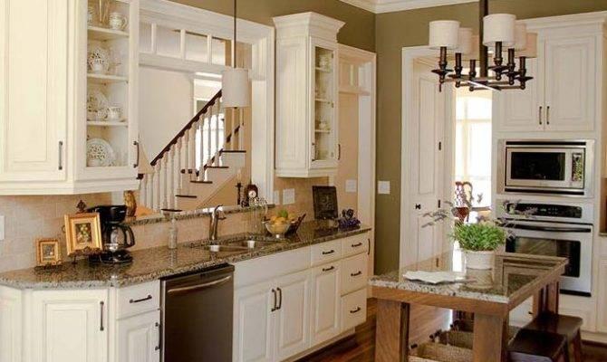 Design Open Kitchen Layout Concept