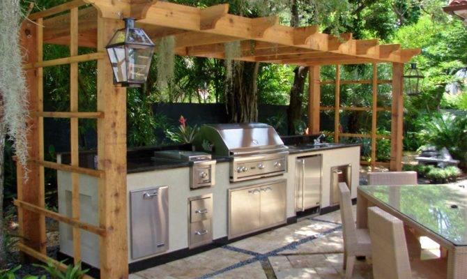 Design Outdoor Kitchen Planning Your Own Kitchens