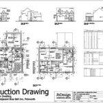 Design Planning Building Drawings