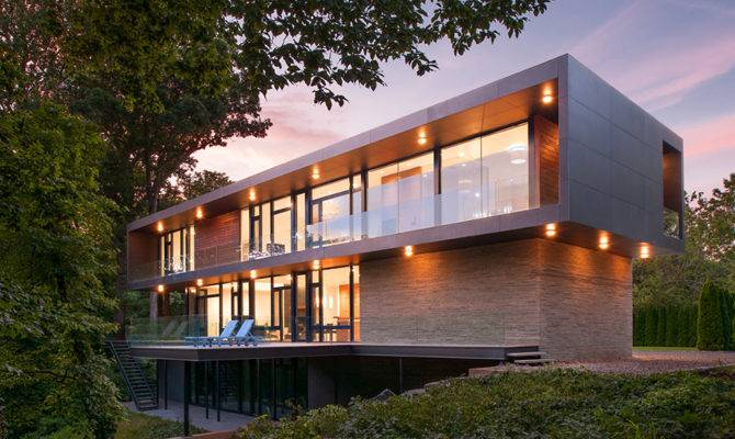 Design Riggins House Massive Contemporary Taking Great Views
