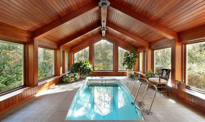 Design Tips Indoor Swimming Pools House Plans More
