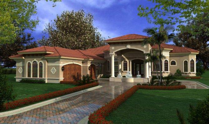 Designed Luxury Florida Mediterranean