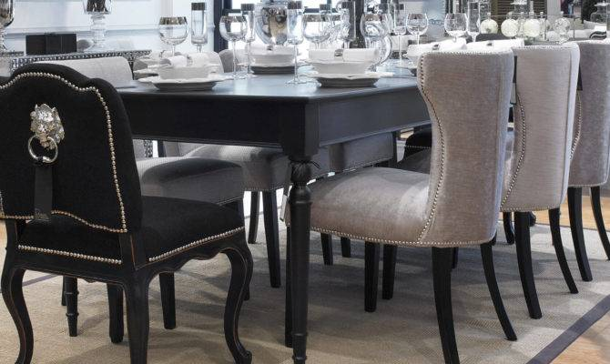Designer Dining Room Furniture Modern Luxury
