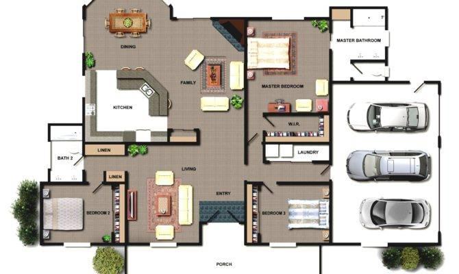 Designer Home Plans Architecture Design Ideas