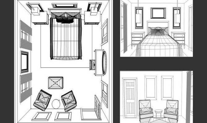 Designing Bedroom Layout Border Stroovi