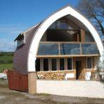 Designing Self Building Affordable Straw Bale House