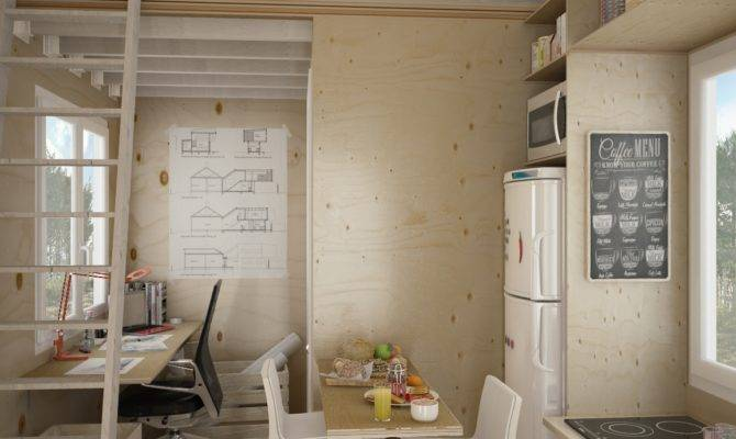 Designing Super Small Spaces Micro Apartments