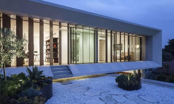 Designrulz Mediterranean Villa Pazgersh Architecture Design