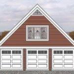 Detached Car Garage Plans
