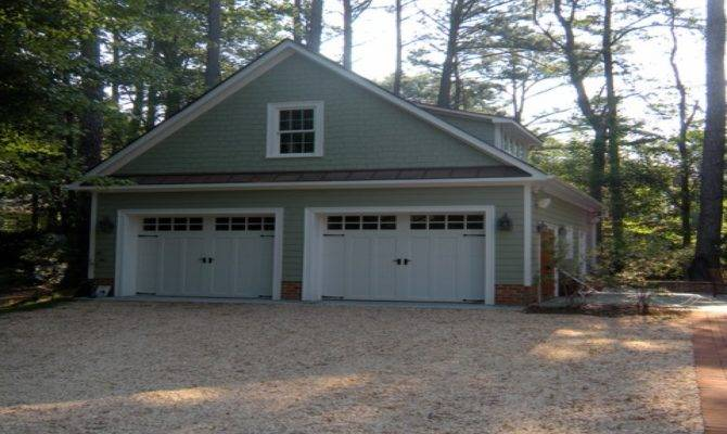 Detached Garage Design Ideas