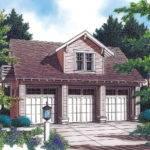 Detached Garage Guest House Potential