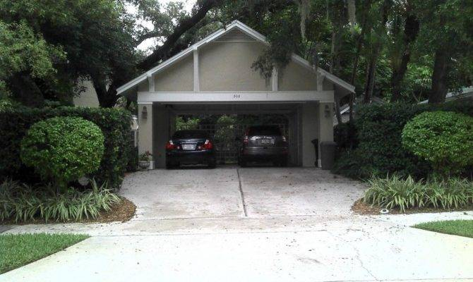 Detached Garage Ideas Carport