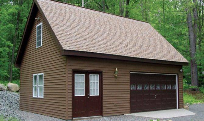 Detached Garage Kits Loft