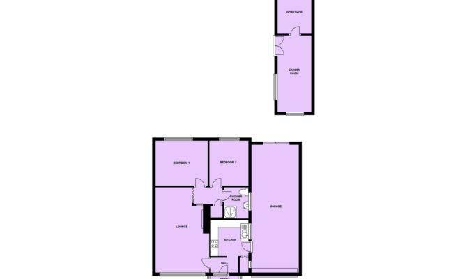 Detached Guest House Floor Plans