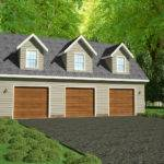 Detached Guest House Plans