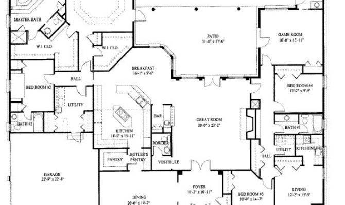 Detached Law Suite House Plans Arts