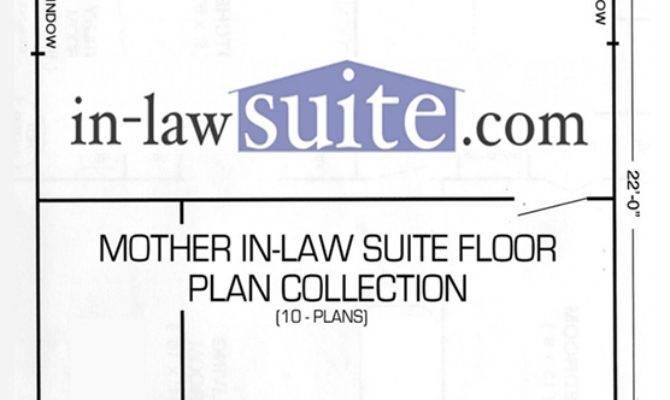 Detached Mother Law Suite Floor Plans