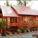 Details Thai Wooden House Planning Construction