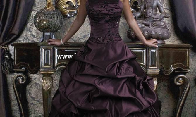 Devilinspired Gothic Victorian Dresses October