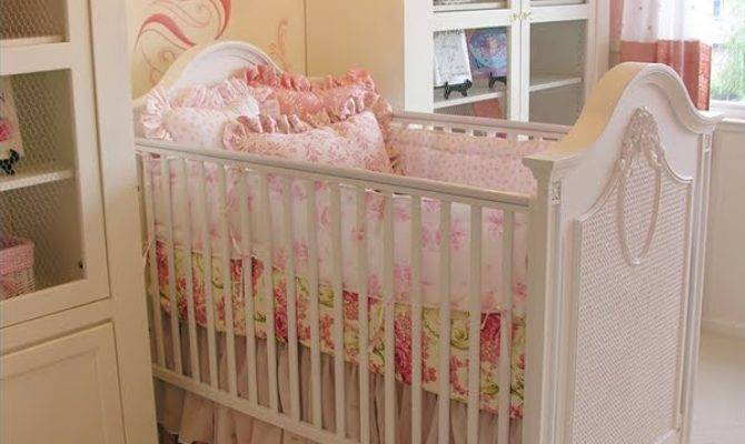 Diary Lifestyles Shabby Chic Girly Baby Nurseries