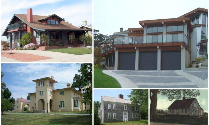 Different Home Styles Their Characteristics Part