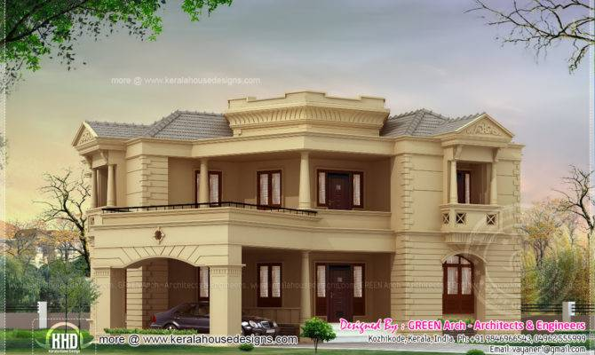 Different House Elevation Exterior Designs Home Kerala Plans