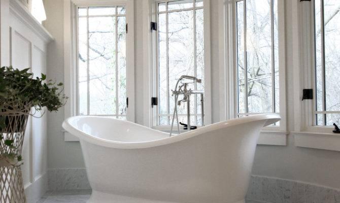 Different Styles Bathroom Windows House Grace