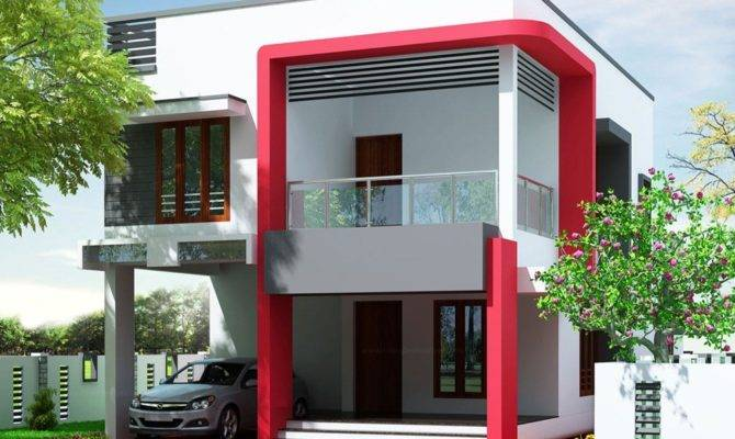 Different Types House Designs New Board Home Design