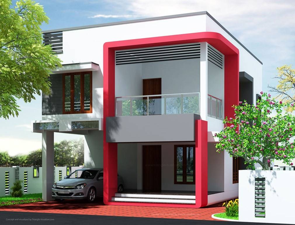 Different Types House Designs New Board Home Design House Plans 15593