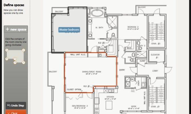 Digital Smart Draw Floor Plan Smartdraw Software