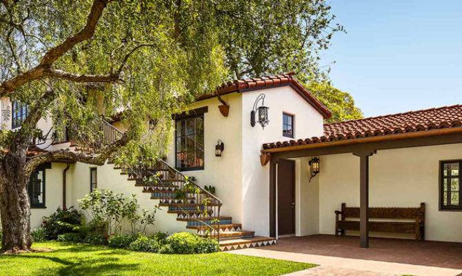 Digs Spanish Colonial Revival Hope Ranch
