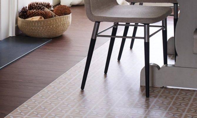Dining Room Flooring Ideas Vinyl Rubber Tiles