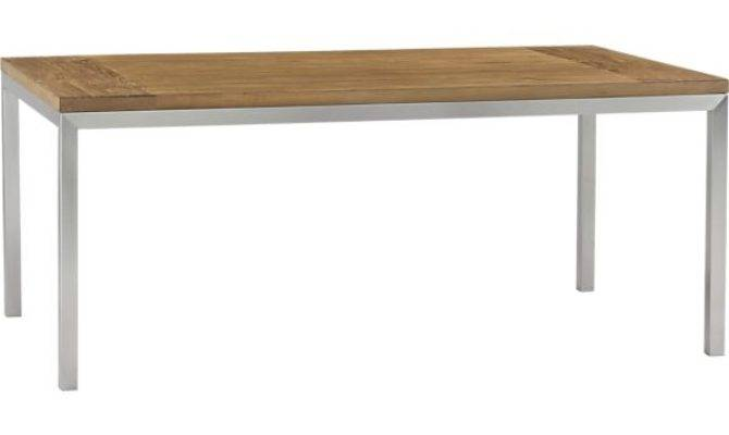 Dining Table Stainless Top
