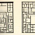 Displaying Ancient Greek House Plan