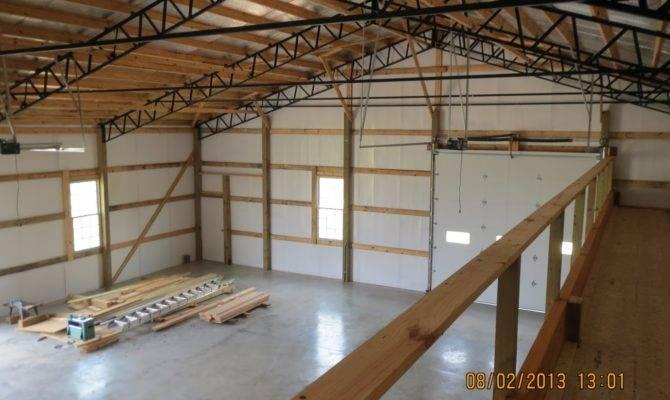 Displaying Pole Barn Plans Loft