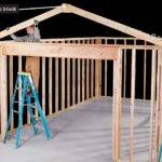 Diy Fyi Step Install Garage Roof Framing