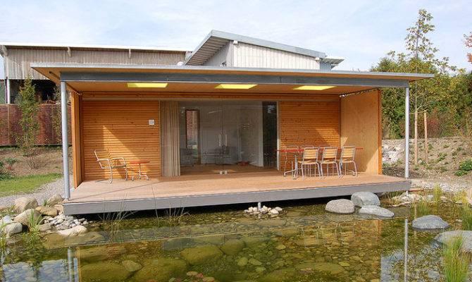 Diy Garden Summer House Design Wood Shed