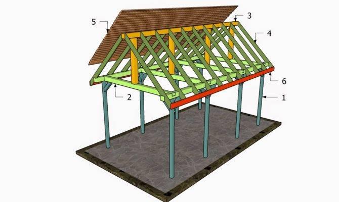 Diy Gazebo Plans Build