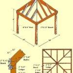 Diy Gazebo Plans Designs Blueprints Planning