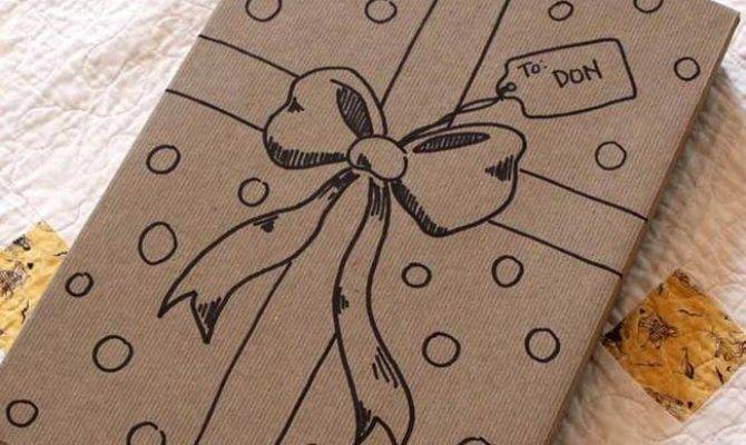 Diy Gift Wrap Ideas Can Surprise Your