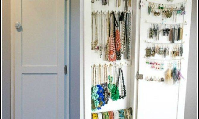 Diy Jewelry Organizers Displaying Your Accessories