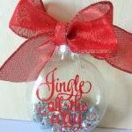 Diy Ornament Ideas Tutorials Christmas