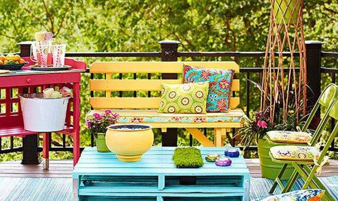 Diy Pallet Projects Enjoy Outdoor Pallets Designs