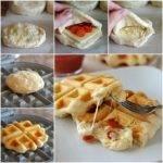 Diy Pizza Waffle Recipe Photos